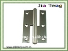 Stailess steel Square Lift off Hinge for glass door