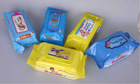Non-woven Baby Wipes