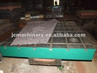 installing cast iron surface plate