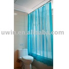 Eco-friendly EVA shower curtains,elegant shower curtains