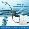 sterilizing faucet (manual type)