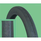 Motorcycle tyre and inner tube 2.25-17
