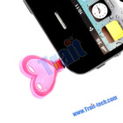 Novelty 3.5mm Dustproof Waterproof Cute Earphone Jack Plug