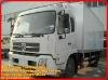 dongfeng tianjing 4*2 refrigerator box truck