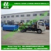 5 ton Hook Lift Container Garbage Truck