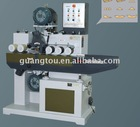 High-output circular rod moulder
