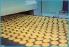 Full automatic biscuit processing line