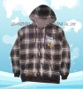 2012 NEW CARDIGAN JACKET WITH HOOD FOR BOYS