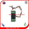 single side 1mm pcba for display module