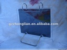 acrylic canlendar stand/acrylic canlendar display/acrylic canlendar holder