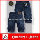 Chengye funky jeans vestido de jean import jeans (CY2111)
