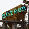 Vibrating Screen for Stone quarry