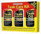 Teak care kit