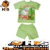 Cute Cartoon Cat Printing Child Suit HSC11035760