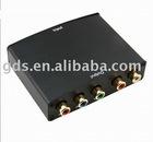 HDMI TO 5 *RCA Converter