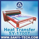 Rotary Heat Press Machine, SY-1700T for fabric, seat pad, insoles, back pad, sleeping bag, handicraft fan