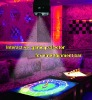 interactive game projector for entertainment bar/light club/light bar