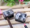 Double barrel cosmetic sharpener - eye/Lip/Shadow