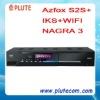 Nagra 3 IKS Receiver Azfox S2S+