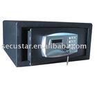 Laptop safe,electronic safe EX1000 electronic auto-locking