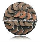 Fashion cloth button / snap button