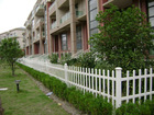 garden lawn fence