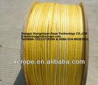 12-strand aramid fiber rope/gold braided rope/sisal / manila rope