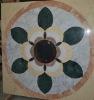 lobby marble medallion