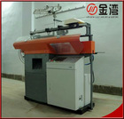 Automatic jacquard glove machine