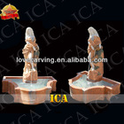 Hot sale hand carved marble fountain sculpture WSC0088