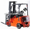2500kg Four-Wheel Cheap DC/AC Electric Forklift FB25A