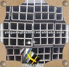 galvanized square steel tubes