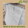 Galvanized steel floor grating