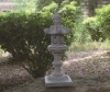 Japanese Style Stone Lantern
