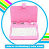 Hot sale!7 inch keyboard case for android tablet,with various color