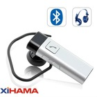 2012 New Smallest Wireless Bluetooth Stereo Headset (Left + Right Ear Use)