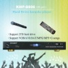 Hard drive Karaoke product ,Support VOB/DAT/AVI/MPG/CDG/MP3+G songs ,USB add songs ,KOD system ,Insert COIN