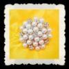 hot selling fashion pearl brooch