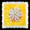 hot selling fashion pearl brooch