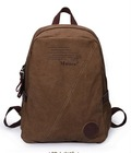 new fashion style item canvas backpack