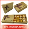 Hot Sale Durable recycled gift paper chocolate box