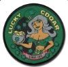 woven apparel badge