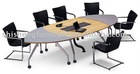 Concise meeting table