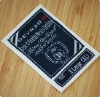 hot stamping woven label for garment