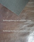 100%polyester bronzed suede sofa fabric with single pile
