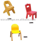 kindergarden or home used plastic furniture chair