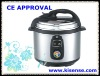 Hot! Popular Stainless Steel Electric Pressure Cooker