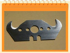 twine cutting hook cutter blade