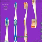 Wave bristle toothbrush