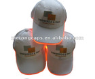 Led light cap with printing (1028)